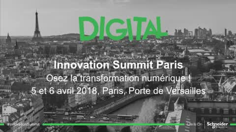 L'Ecole des Métiers de l'Energie à l'Innovation Summit Paris 2018 !